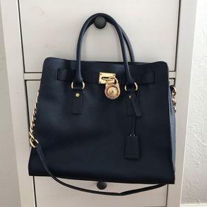 Michael Kors Hamilton Handbag (Large)